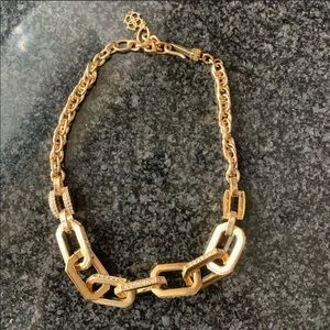 """Modern Classic Bold Link Necklace, 19"""" length"""